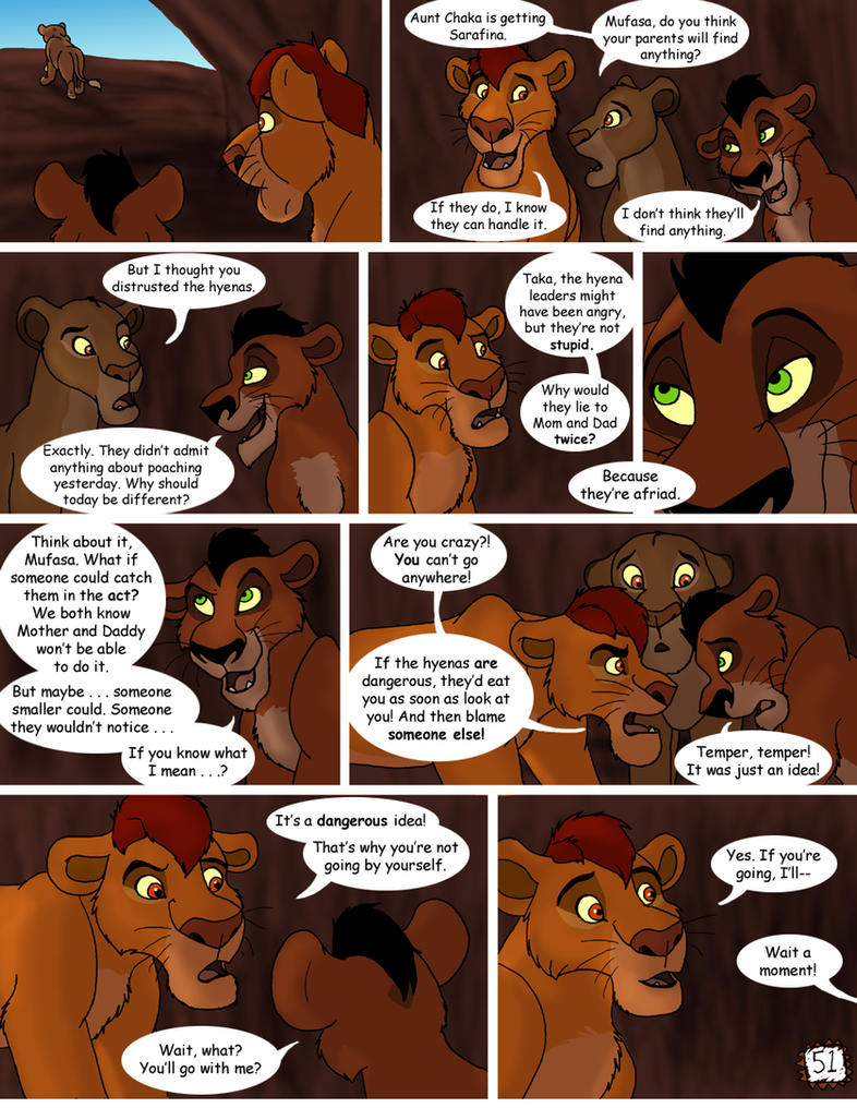 Brothers - Page 51 by Nala15