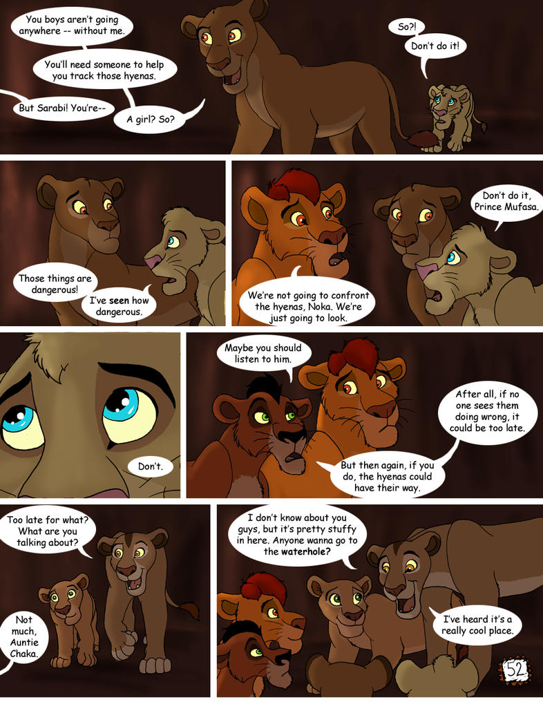 Brothers - Page 52 by Nala15