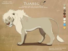 Tuareg - Adoption Auction - CLOSED by Nala15
