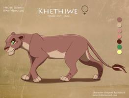 Khethiwe - Adoption Auction - CLOSED by Nala15