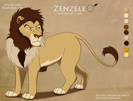 Zenzele - Adoption Auction - CLOSED by Nala15