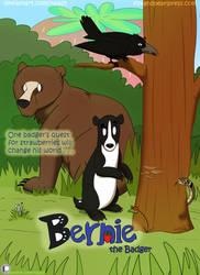 Meet Bernie the Badger!