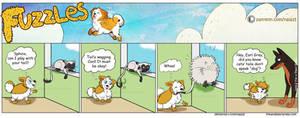 Fuzzles #3 - Tail Tales