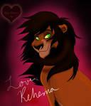 Take My Breath Away - Rehema Valentine by Nala15