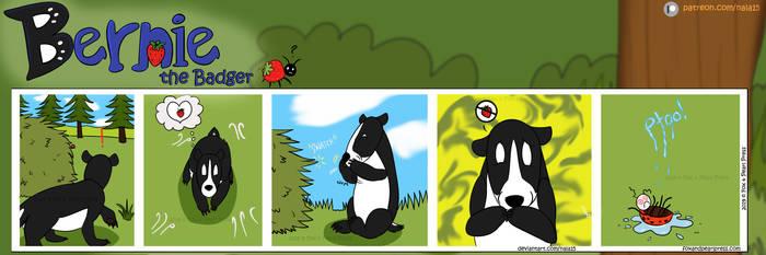 Bernie the Badger #8 - Mistaken Identity by Nala15