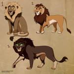 Lion Adopts - CLOSED