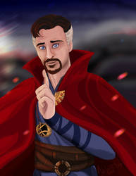 Just One - Doctor Strange
