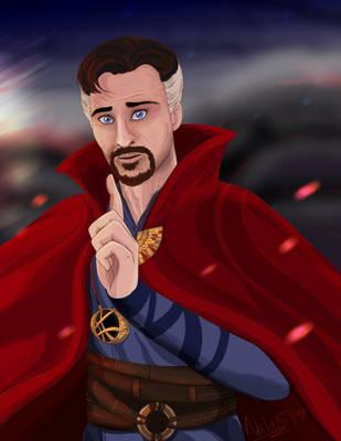 Just One - Doctor Strange by Nala15