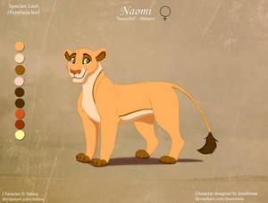 Naomi - OC