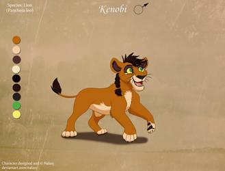 Kenobi - OC by Nala15