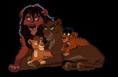 Rehema's Family by Nala15