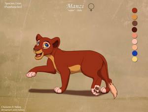 Manzi - OC