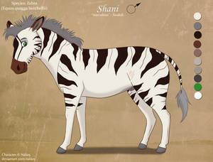 Shani - OC