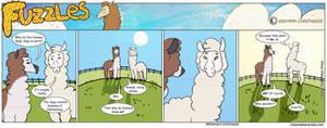 Fuzzles #7 - Intellectual Llamas
