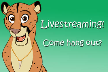 Livestream - OFFLINE by Nala15