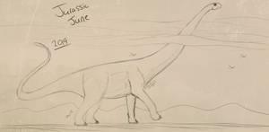 Cloudwalker - Jurassic June Day 14
