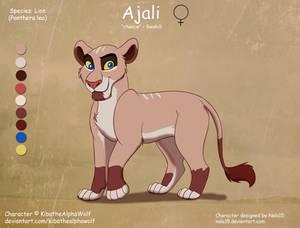 Custom Cub for KibatheAlphaWolf - Commission