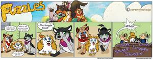 Fuzzles #10 - Snuggle Squad