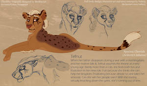 CLOSED - Tefnut Cheetah Queen - OTA