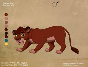 Rehema X Mashemba - cub for The-Little-Ragdoll