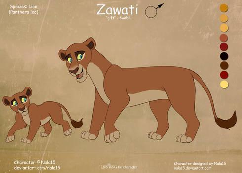 Zawati - TLK OC