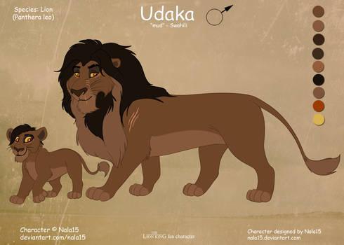 Udaka - TLK OC