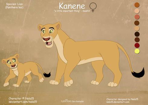 Kanene - TLK OC