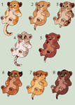 Baby Blep Cub Adopts [CLOSED] by Nala15