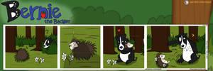 Bernie the Badger #18 - Love Hurts