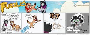 Fuzzles #13 - Snow Flop