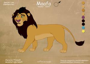 Maafa - TLK OC