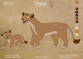 Chaka - TLK OC