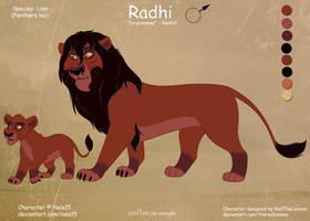 Radhi - TLK OC