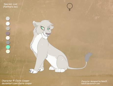 Snow Queen X Rehema - Holiday Cub