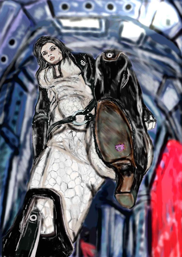 Mass effect miranda full video fantasy erotic scenes