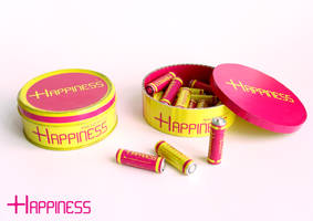 Happiness Batteries by Huginn