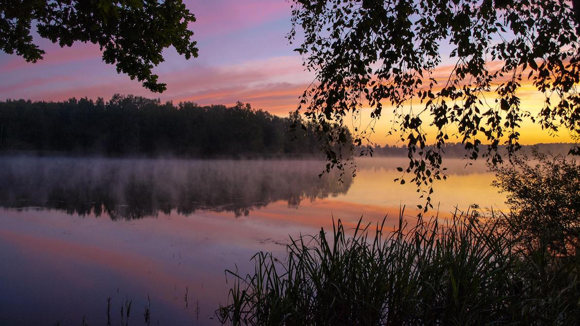 hello, sunrise :) by BSOD90