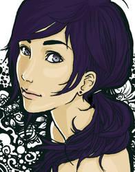 purple by JACKIEthePIRATE