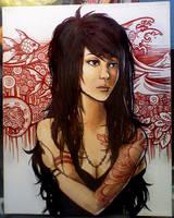 Cath by JACKIEthePIRATE