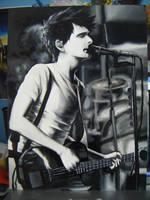 Blackout :Matthew Bellamy by JACKIEthePIRATE