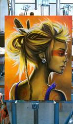 sunburn 2 by JACKIEthePIRATE