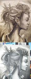 Sunburn process by JACKIEthePIRATE