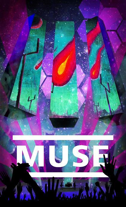 Muse shirt design contest by JACKIEthePIRATE