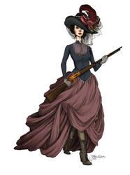 Western Lady Eboshi