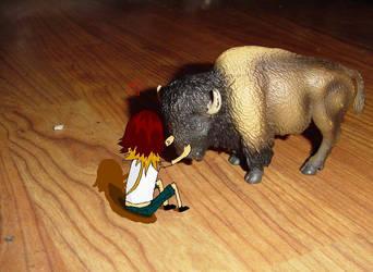 buffalo by JACKIEthePIRATE