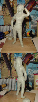 maquette by JACKIEthePIRATE