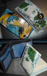 sewn wallets by JACKIEthePIRATE