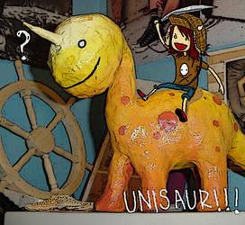 unisaur attack by JACKIEthePIRATE