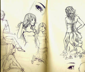 sketchbook 34234252 by JACKIEthePIRATE