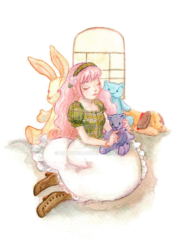Lolita in a Nursury by Carigwen